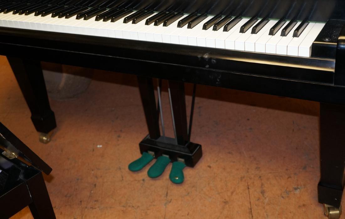 YAMAHA G2 Ebony case Baby Grand piano with matchi - 7