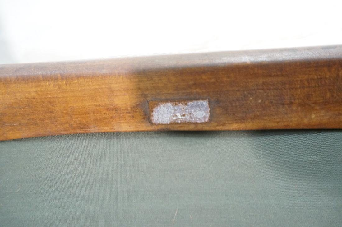 Modern Barrel Back Side Chair Wood Frame Saber Le - 10
