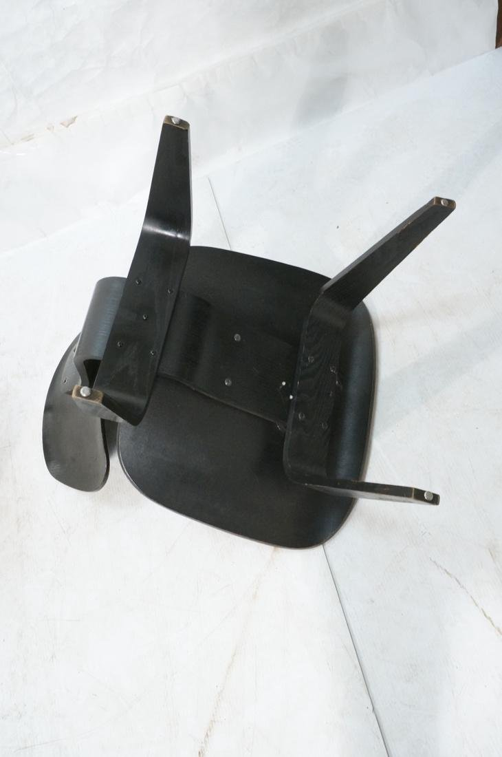 Ebonized LCW by CHARLES EAMES Lounge Chair. Marke - 7