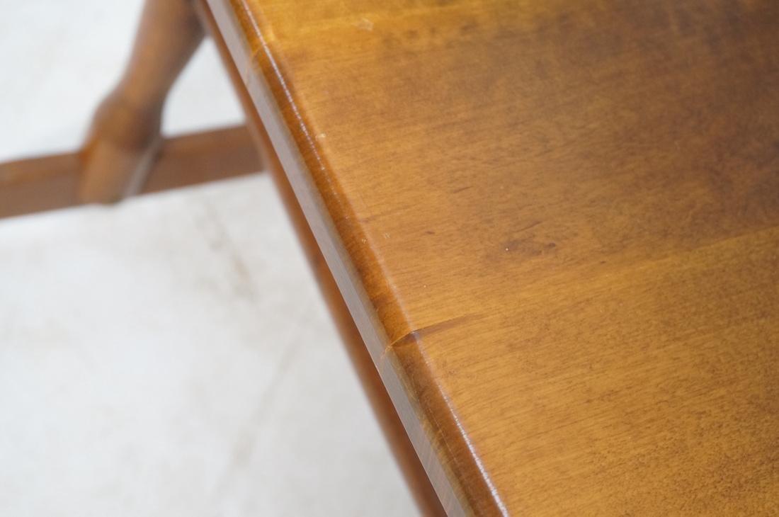 Modern Tall Back Spindle Rocker Rocking Chair - 6