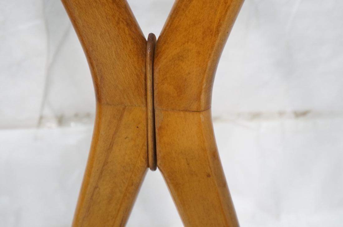 Italian Style Modernist Valet on Casters. - 4