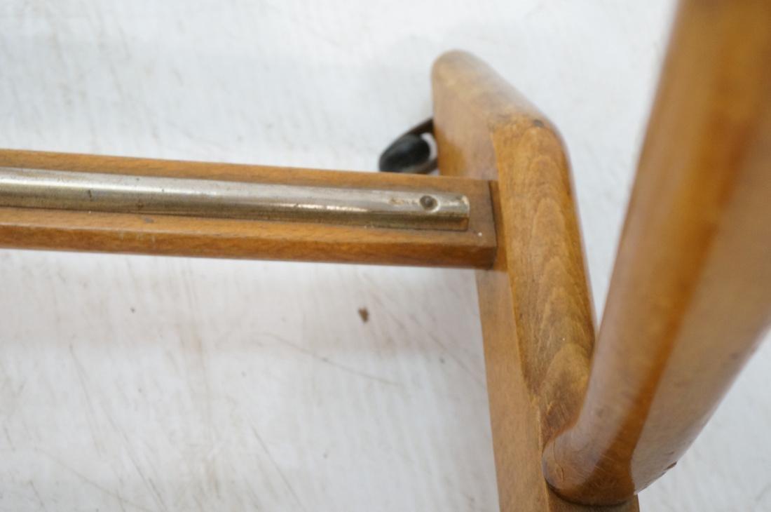 Italian Style Modernist Valet on Casters. - 7
