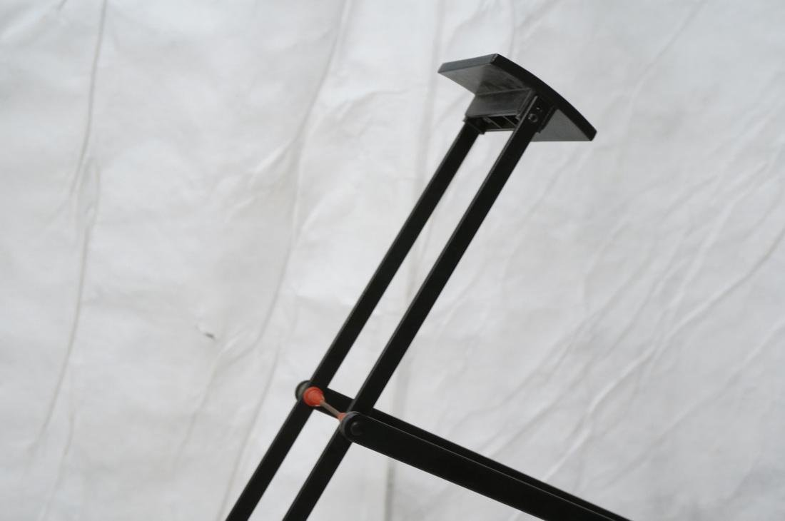 TIZIO Style Black Metal Cantilever Floor Lamp. - 2