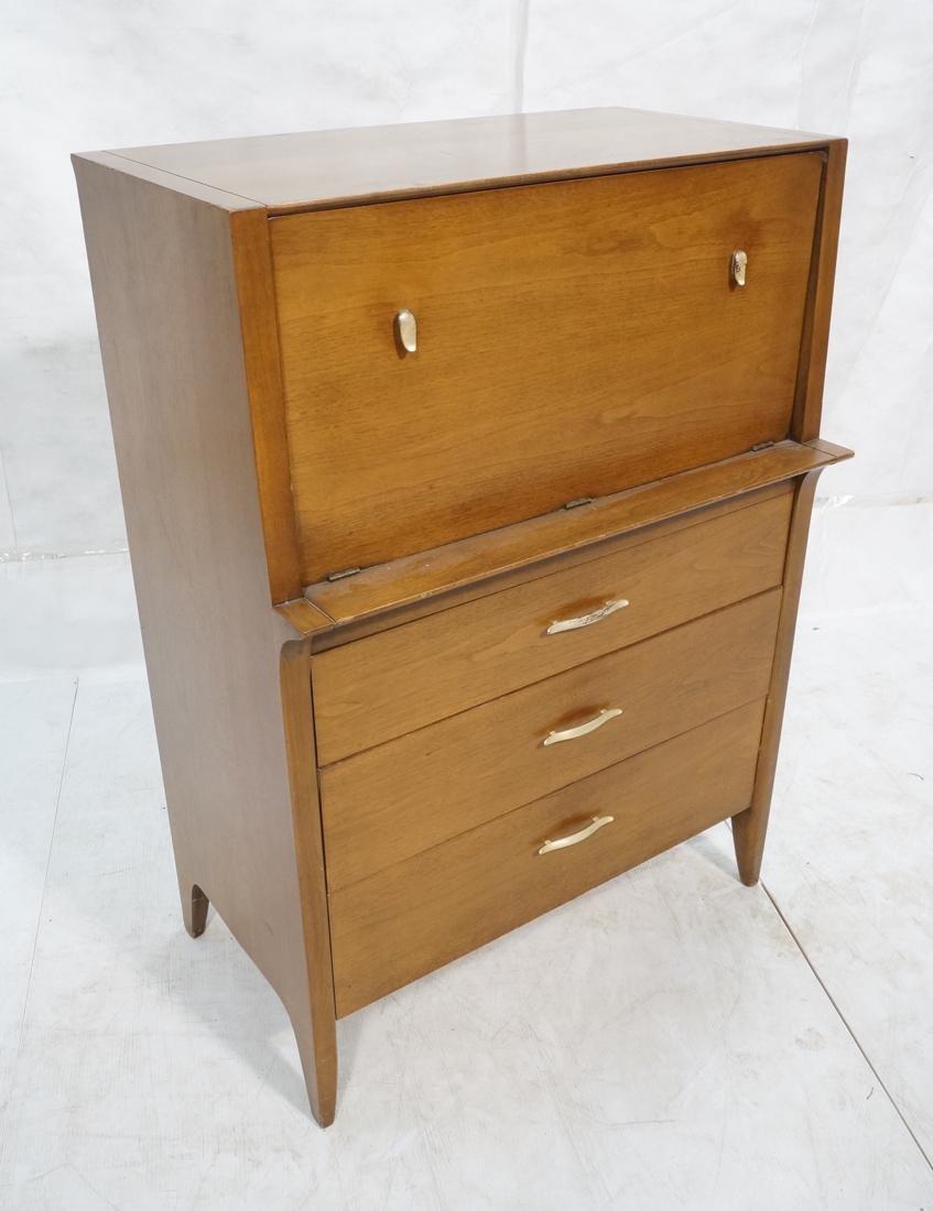 JOHN VAN KOERT for DREXEL Tall Dresser. Profile L
