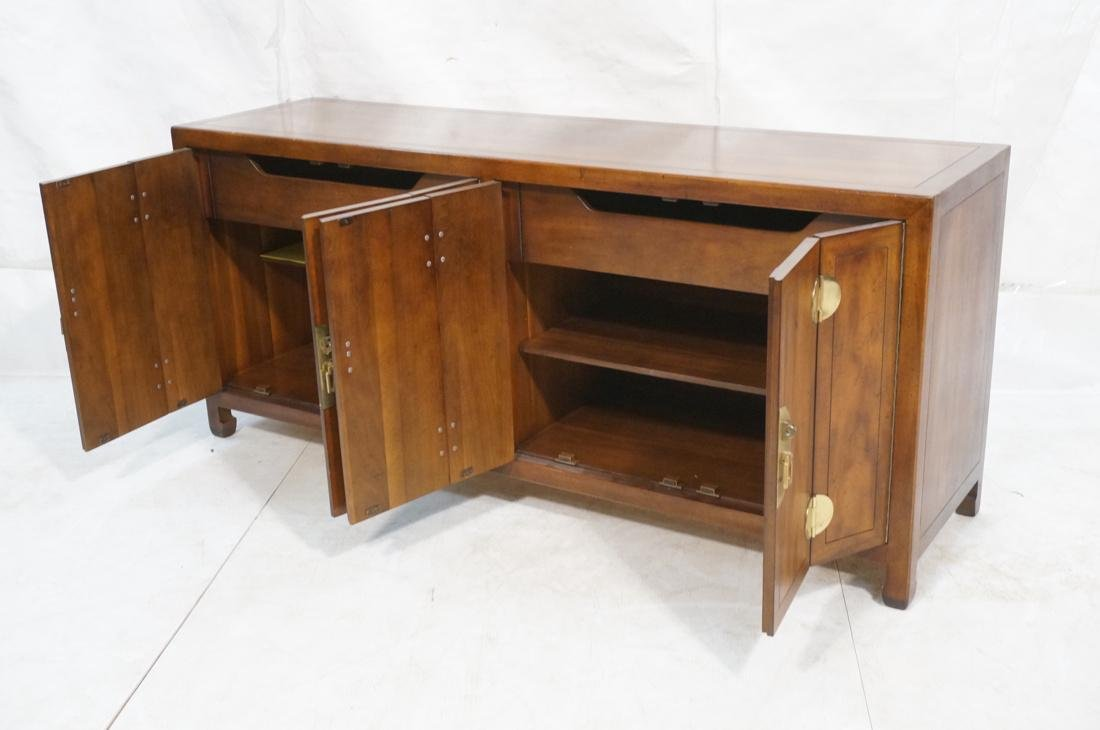 Asian Style Modernist Credenza Decorative Asian p - 2
