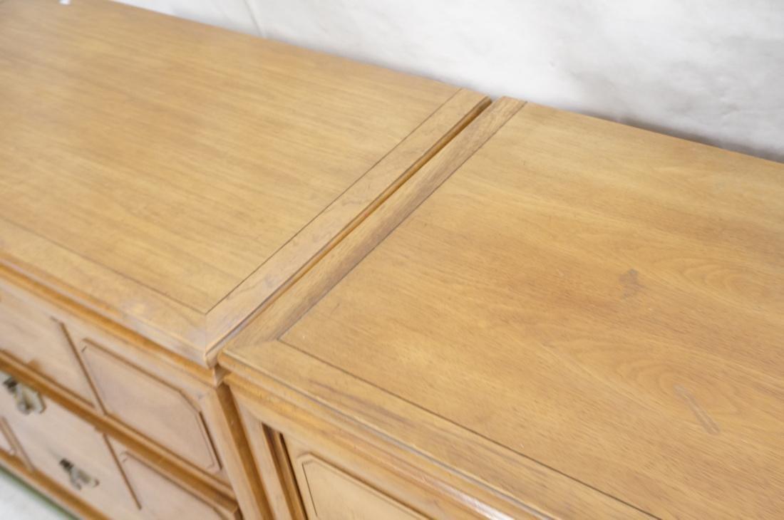 TAMERLANE Triple Chest Cabinets on Single Long ba - 8