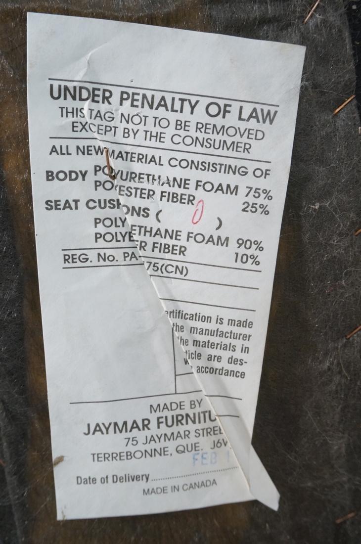 JAYMAR Furniture Ltd. Moderne Spring Lounge Chair - 6