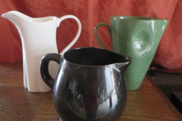 Lot of 3 pitchers