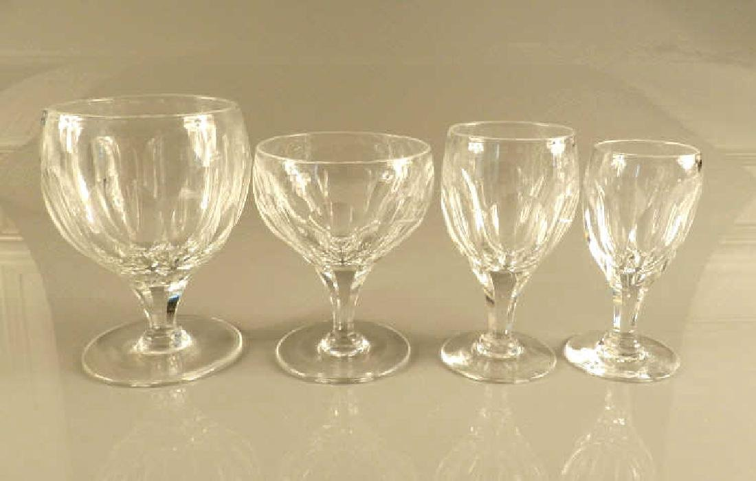 Extensive Suite of Webb Table Glasses