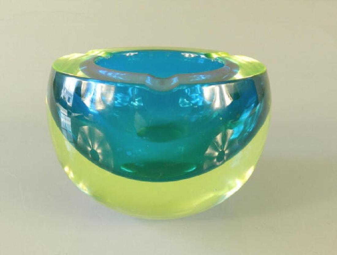 Mid-Century Modern Art Glass