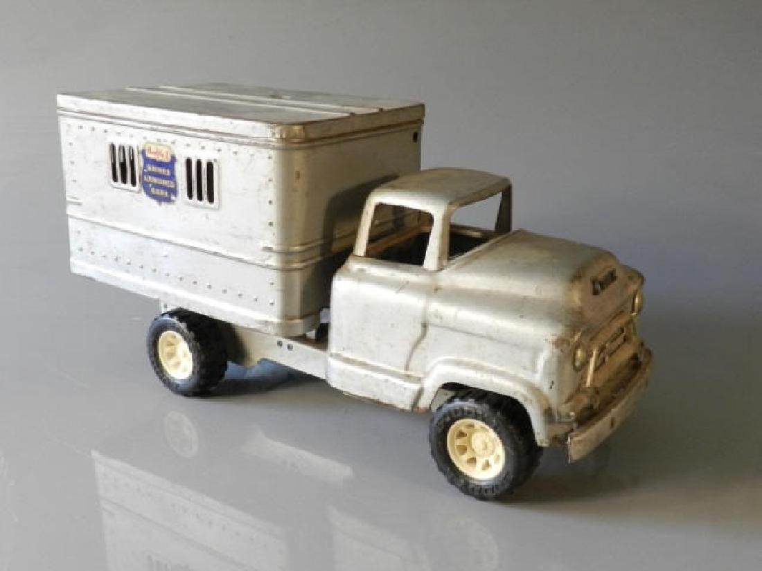 "Buddy L Brinks Armored Bank Truck A ""Buddy L Brinks"