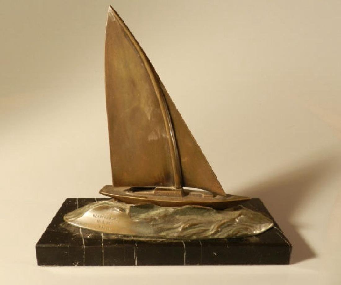 Bronze Sailing Trophy