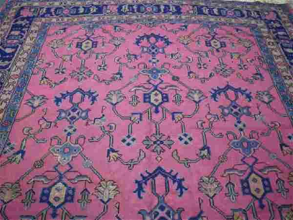 Circa 1900 Turkish Hand Woven Rug