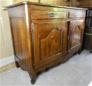 18th Century French Low Buffet