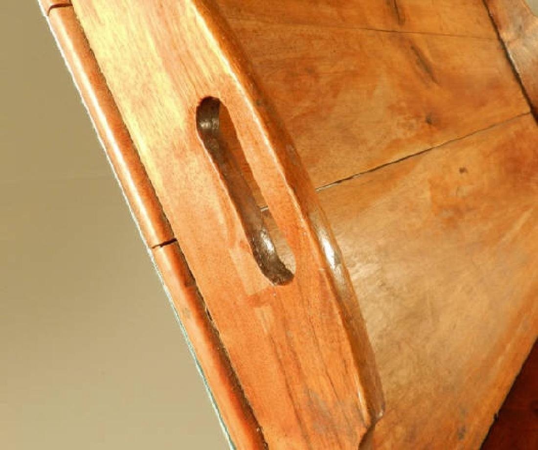 Fruitwood Gallery Tray - 2