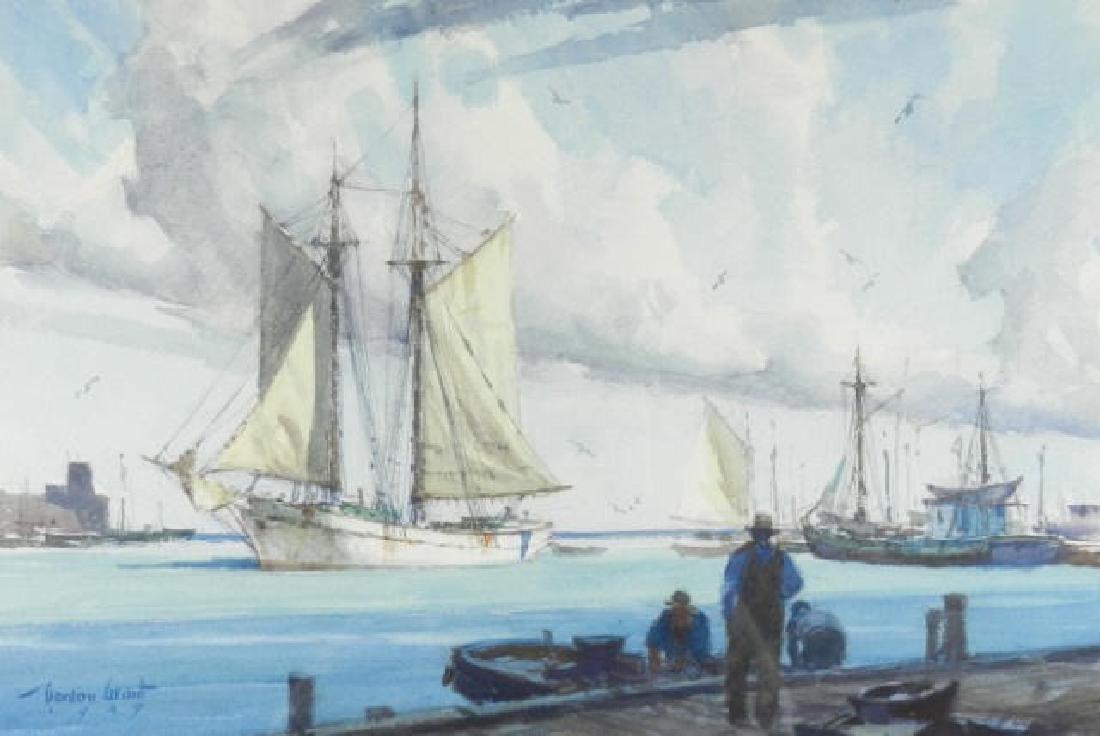 Art - Gordon Hope GRANT (1875-1962, American)