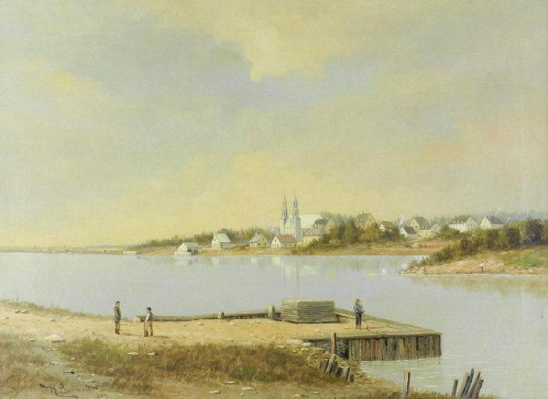 Art - Henry BUNNETT (1845-1910, British)