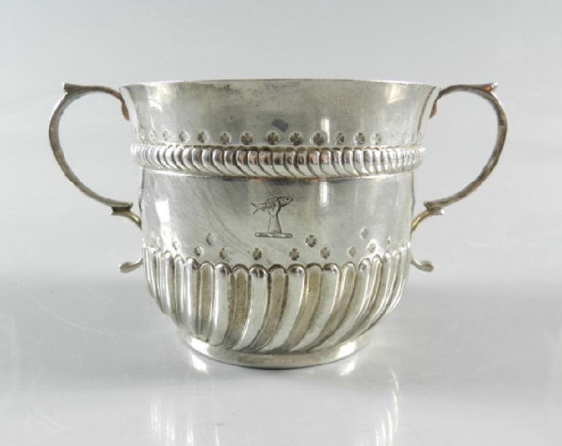 John Henry Rawlings Two-handled Sterling Cup