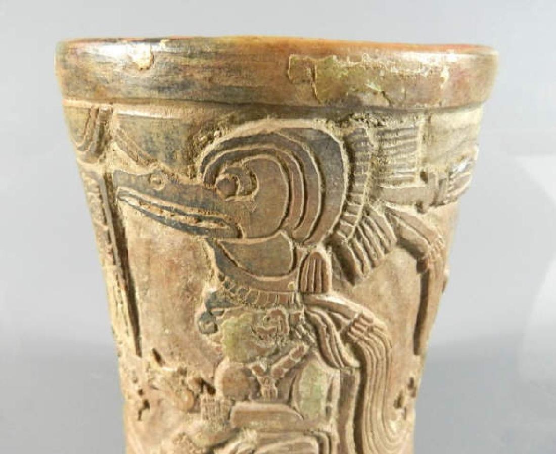 Circa 600-900 A.D. Pre-Colombian Pottery - 8