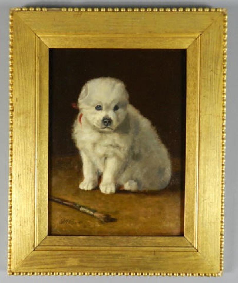 Art - Frank W. ROGERS (1854-1917, American) - 2
