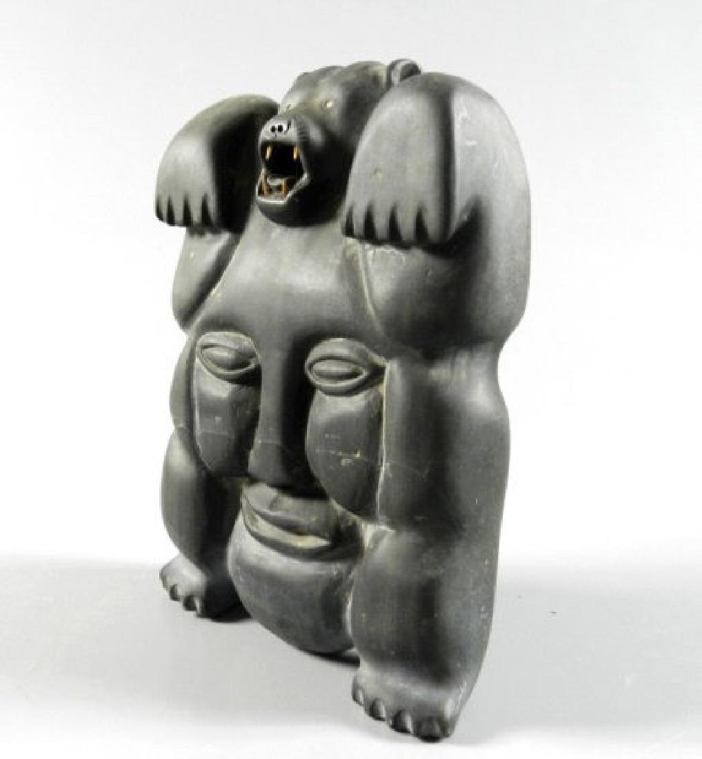 Inuit Art - Henry NAPARTUK (b. 1932, Nunavik)