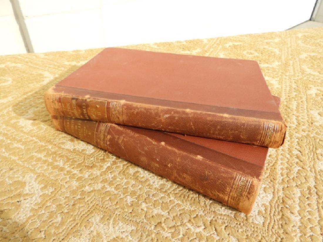 TWO BOOKS GOTHIC ARCHITECTURE