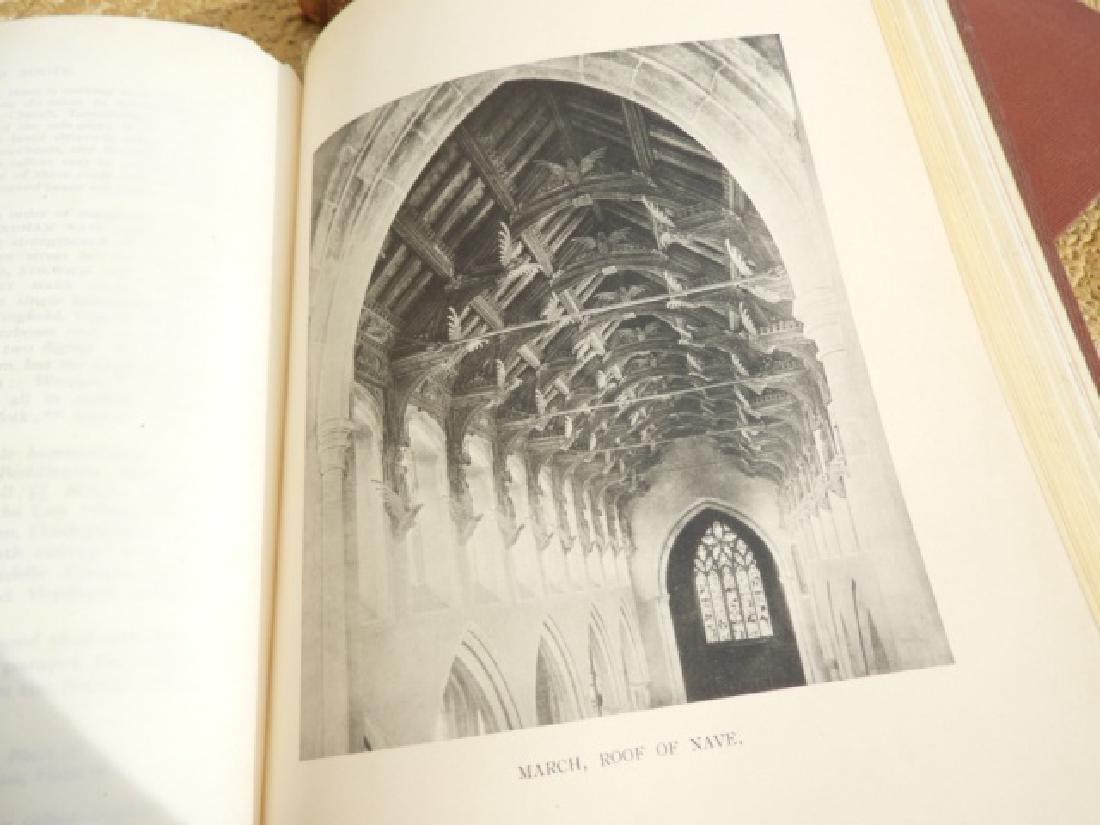 TWO BOOKS GOTHIC ARCHITECTURE - 2