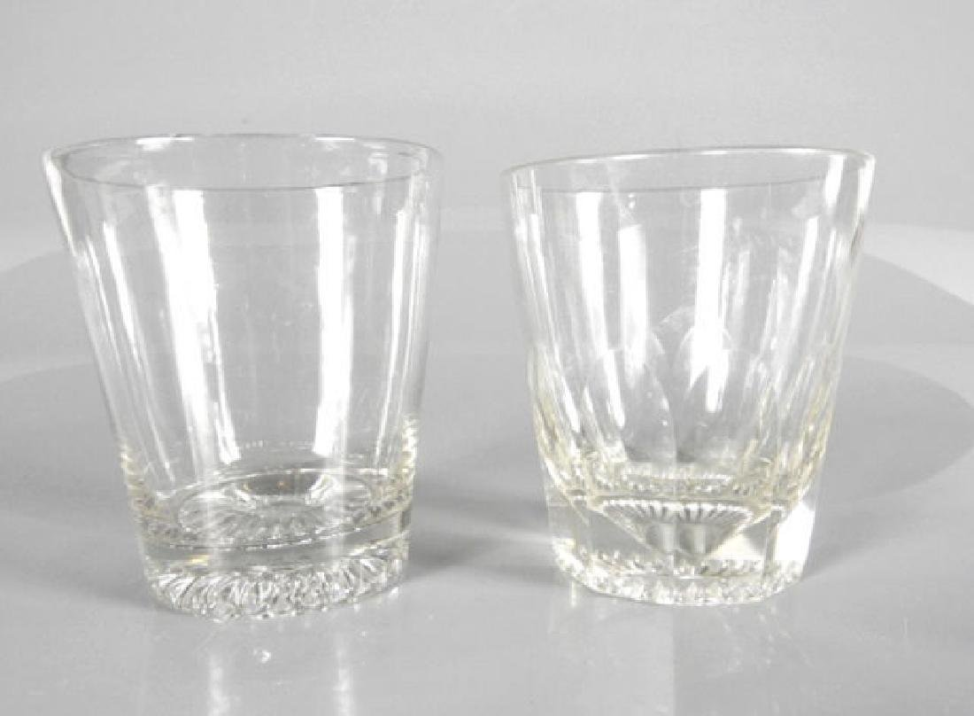 EARLY 19TH C. DRINKING GLASSES