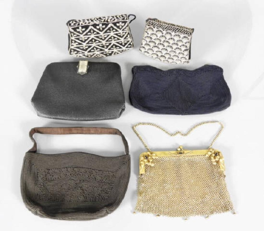 GERMAN SILVER PURSE & OTHERS