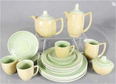 MCM PARTIAL SET OF ENGLISH TABLEWARE