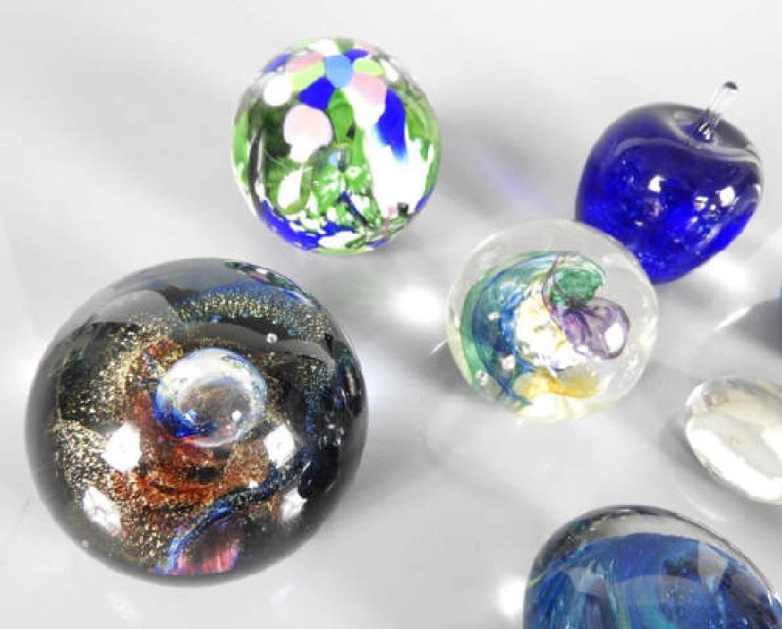 CONTEMPORARY PAPERWEIGHTS - 2