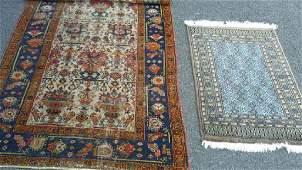 PERSIAN SARAB RUG & PAKISTANI MAT