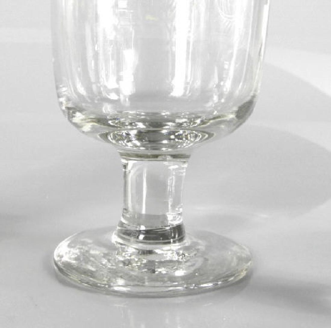 VICTORIAN WINE GLASSES - 6