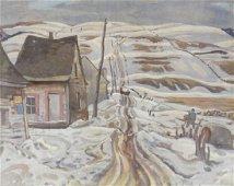 ART - A. Y. JACKSON CC CMG (1882-1974, CAN)