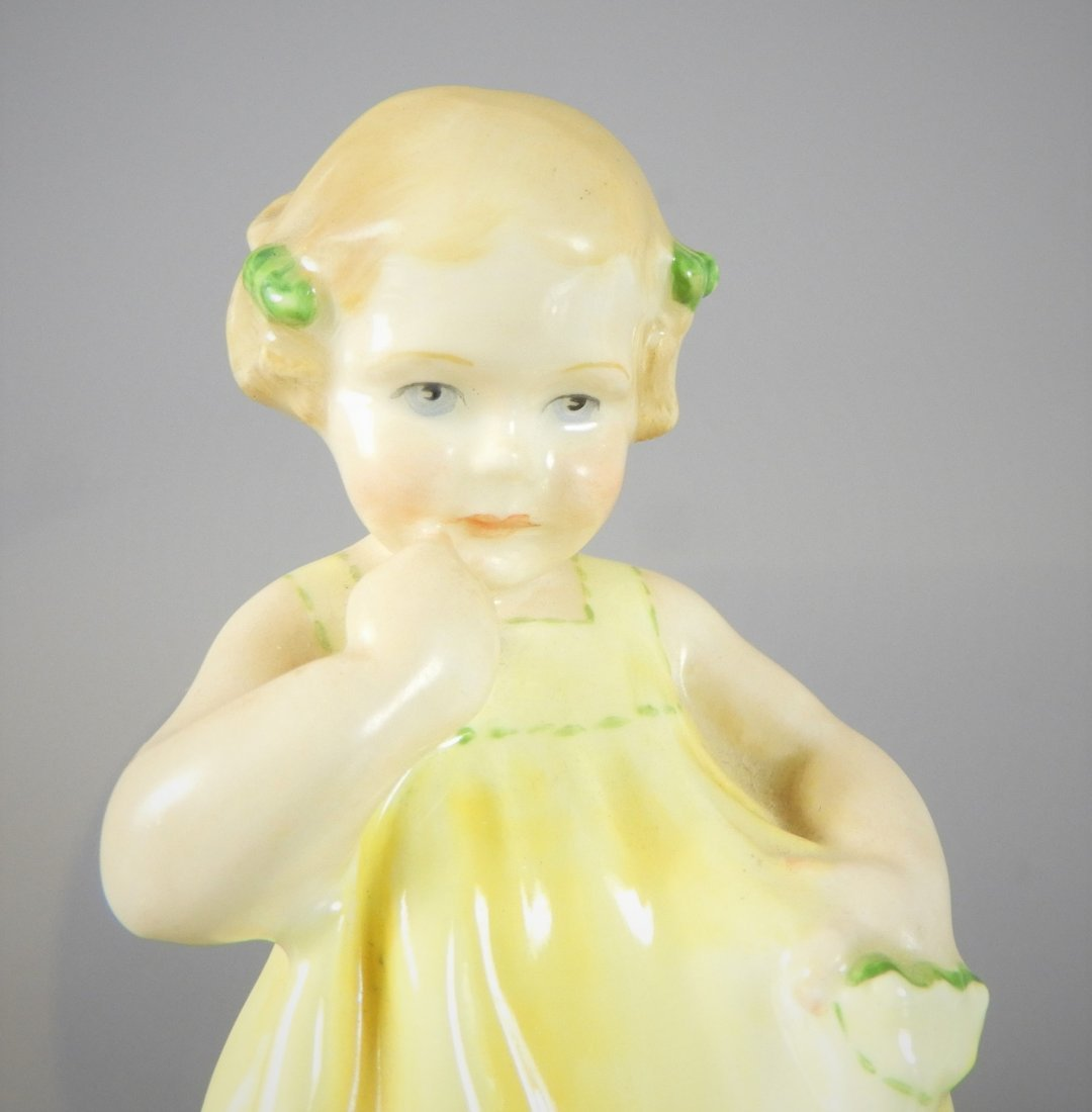 ROYAL WORCESTER FIGURINES & ROYAL DOULTON - 2