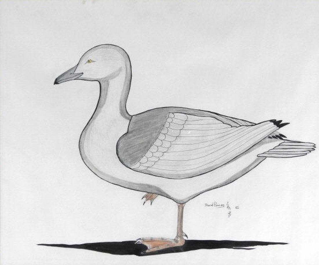 INUIT ART - David POISEY (XX, Panniqtuuq, Nunavut)