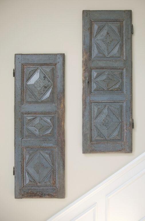LOUIS XIII DIAMOND POINT DOORS / PORTES LOUIS XIII