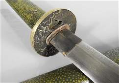 FINE JAPANESE ODACHI SAMURAI SWORD