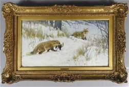 ART - Konstantin S. VYSOTSKY (1864-1938, Russian)