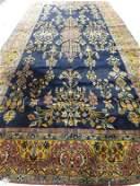 Large Indo Sarouk Rug