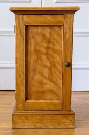 Small Gillow Wood Cabinet