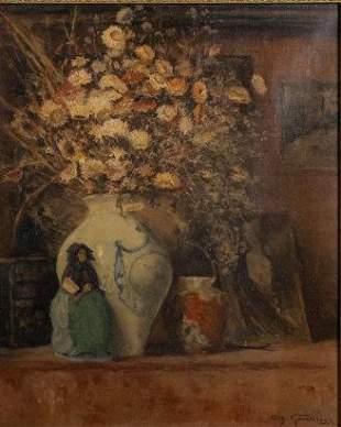 Jean Leon H. Gouweloos (1868-1945) Belgian