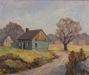 Lincoln G. Morris (1887-1967) Canadian