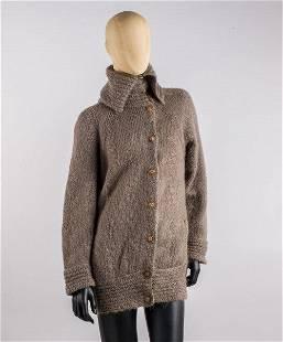 Antonella Orè Mohair & Wool Long Sweater
