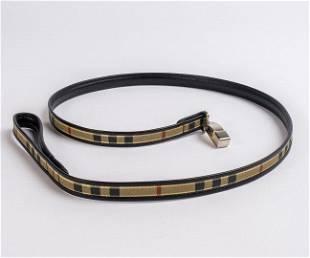 Burberry of London Dog Leash