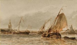 Anthonie Waldorp (1803-1866) Dutch