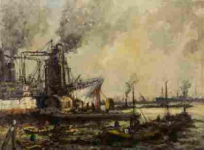 Willem Bos (1906-1977) Dutch