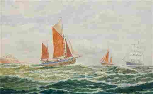 George Stanfield Walters (1837-1924) British