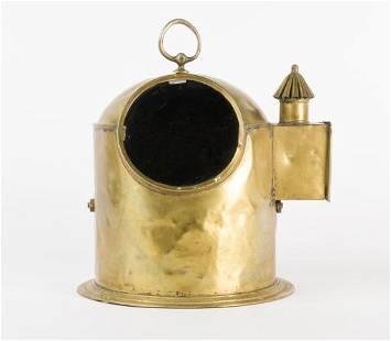 Brass Binnacle (Ship's Compass)