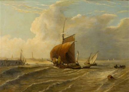 John Wilson Carmichael (1800-1868) British